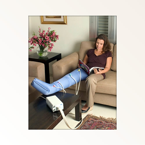Lympha Press: Petite Basic System™ for optimal reduction and peripheral edema and lymphedema